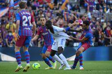 Hasil Barcelona Vs Real Madrid: Aguero Debut El Clasico dan Cetak Gol, Barca Kalah 1-2