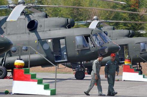 Ini Kronologi Jatuhnya Helikopter MI-17 di Malinau