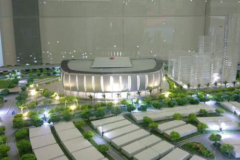 Babak Baru Pembangunan Stadion buat Persija