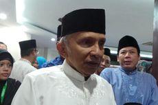Amien Rais: Jokowi Boleh, Prabowo Boleh...
