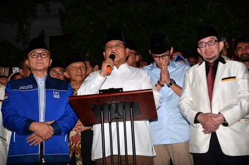 Tak Ada Elite Demokrat saat Deklarasi Pencapresan Prabowo-Sandiaga