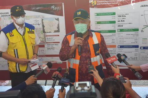 Siapkan Rp 54 Triliun, INA Pilih Berinvestasi di Tol Operasional