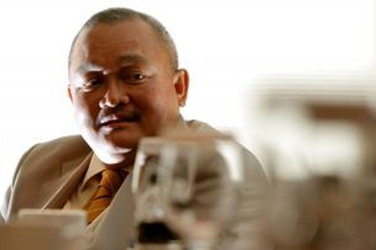 Gubernur Sumatera Selatan, Alex Noerdin.
