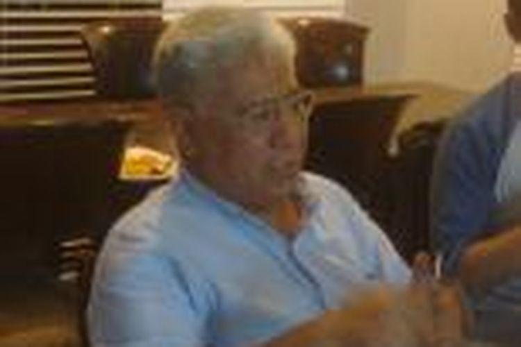 Pelaksana Tugas Direktur Utama PT Pertamina (Persero) Muhamad Husen