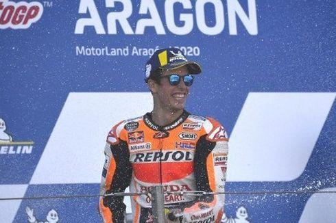 Kata-kata Alex Marquez Usai Gagal Jadi Rookie of the Year MotoGP 2020
