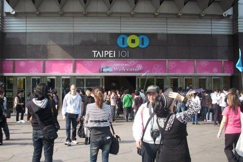 Taipei Jadi Lokasi Wajib jika Melancong ke Taiwan