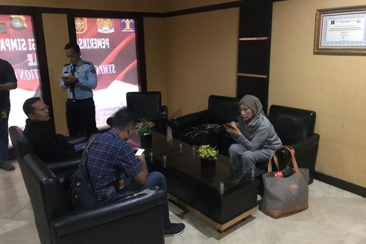 Ratna Sarumpaet ditangkap di Bandara Soekarno-Hatta, Kamis (4/10/2018) malam.