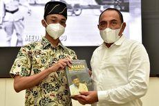 Bertemu Sultan Deli, Edy Rahmayadi: Saya Tidak Mau Melayu Tinggal Nama