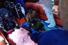 Mesin Kapal Ikan Terbakar di Perairan Wakatobi, Tim SAR Evakuasi 2 Nelayan