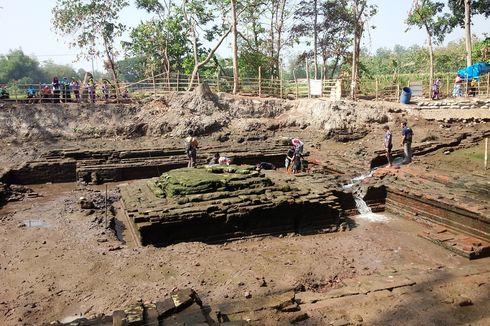 Kolam Kuno Peninggalan Majapahit, Bukti Tingginya Peradaban Indonesia