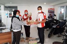 Impian Tercapai, Wanita di Riau Ini Beli Motor Gunakan Koin Hasil Tabungan