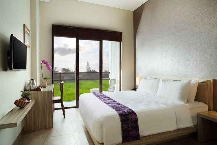 Penginapan The Evital Resort Ubud di Gianyar, Bali.
