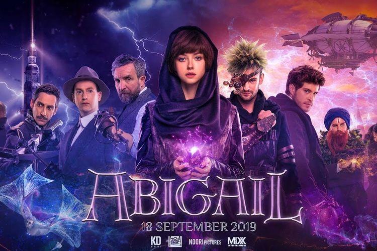 Poster film Abigail (2019)