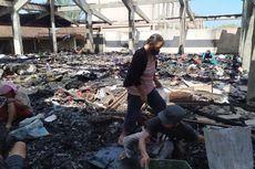 Nasib Pedagang Korban Kebakaran Pasar Blahbatuh Gianyar, Menunggu Relokasi hingga Uang Kompensasi