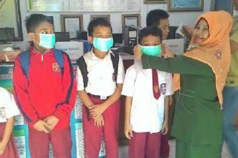 Buruh Migran Indonesia di Singapura Galang Sejuta Masker untuk Sumatera