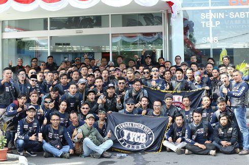 Satu Dekade Yamaha V-Ixion Club Bandung
