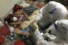 Covid-19 di Thailand Memburuk, ICU Membeludak, RS Kekurangan Ranjang