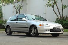 Honda Civic Estilo Hatchback Langka, Harganya Suka-suka Penjual