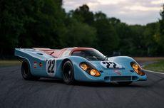 Dilelang, Porsche Ikonik Bekas Aktor Steve McQueen