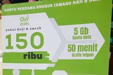 Jual SIM Card di Asrama Haji, Zain Telecom Saudi