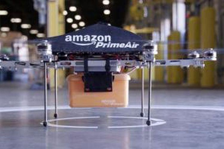 Amazon drone.