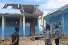 2 Bangunan Sekolah dan 1 Rumah Warga di Buton Rusak Diterjang Puting Beliung
