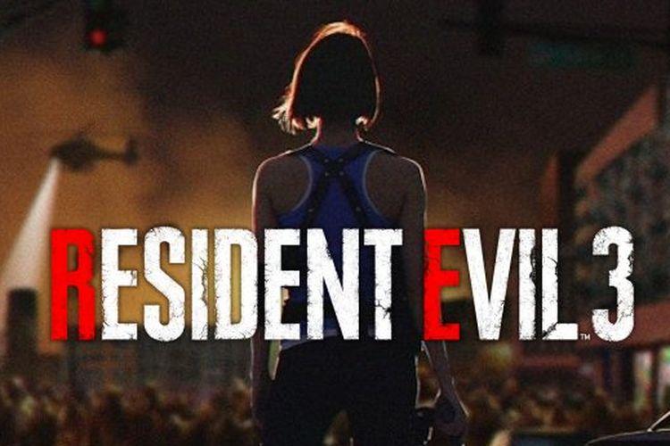 Ilustrasi Resident Evil 3
