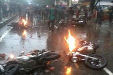 Polda Sulsel Cari Penyebar Video Hoaks Pembakaran Motor Polisi saat Operasi Zebra