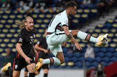 UEFA Nations League Portugal Vs Kroasia, Juara Bertahan Unggul di Babak Pertama