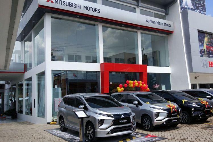 Diler Mobil Penumpang Mitsubishi Pertama di Lubuk Linggau
