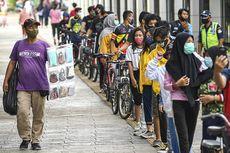 Satpol PP Sebut Warga Ibu Kota Makin Taat Kenakan Masker