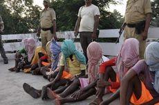 Polisi India Tangkap 8 Tersangka Pemerkosa Siswa Sekolah