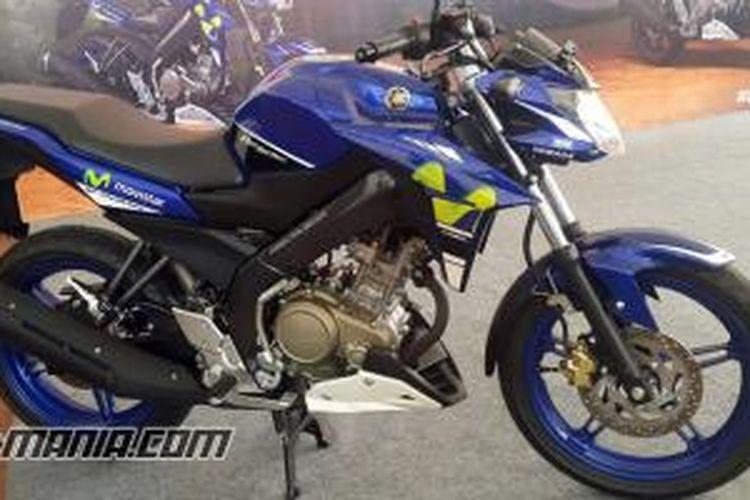 Yamaha V Ixion Motogp Mirip Motor Rossi