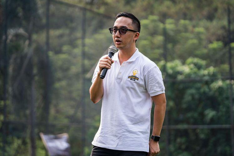 CEO Muba United, Ichsan Sofyan.