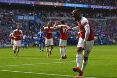 Hasil Liga Inggris, Arsenal Menang Tipis di Markas Cardiff City