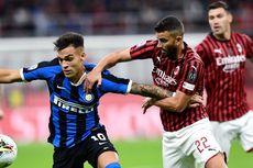 Rekor Pertemuan dan Link Live Streaming AC Milan Vs Inter Milan