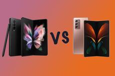 Membandingkan Fitur dan Spesifikasi Samsung Galaxy Z Fold 3 Vs Z Fold 2