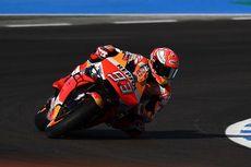 Marquez: Lebih Sakit Disalip Dovizioso daripada Rins
