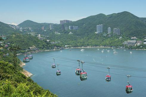 Hong Kong Siapkan Rp 1,13 Triliun Bangun Pulau Buatan