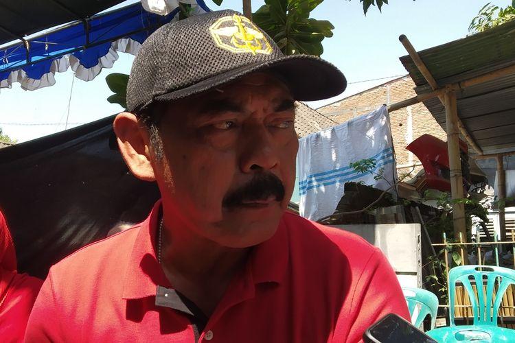 Ketua DPC PDIP Kota Surakarta yang juga Wali Kota Surakarta FX Hadi Rudyatmo.