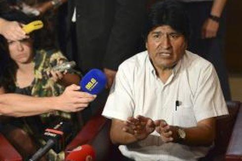Giliran Bolivia Tawarkan Suaka Politik untuk Snowden