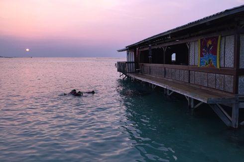 Tiket Kapal Motor dari Kali Adem ke Kepulauan Seribu Diskon 50 Persen