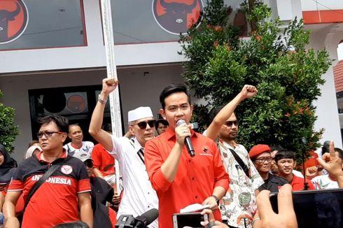 Gibran Resmi Maju Pilkada 2020, Pesan dari Jokowi hingga Dikritik Terlalu Ngebet