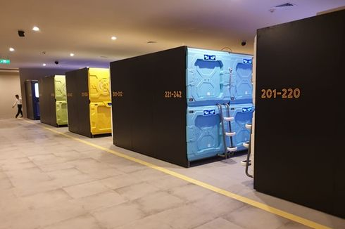 HUT Ke-75 RI, Bandara Soekarno-Hatta Beri Diskon Hotel Kapsul