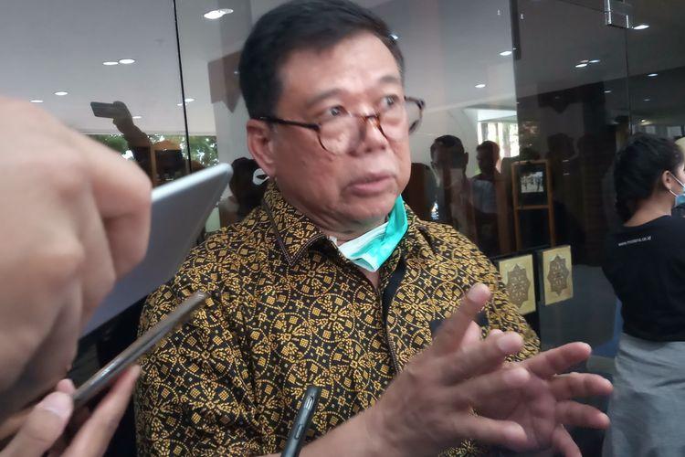 Kepala Dinas Kesehatan Provinsi Kepulauan Riau (Kepri), Tjetjep Yudiana mengatakan sampai saat ini data yang dikeluarkan oleh Tim Gugus Penanganan virus corona atau covid-19 Provinsi Kepri hingga saat ini menunjukan penambahan pasien virus corona, Kamis (19/3/2020)
