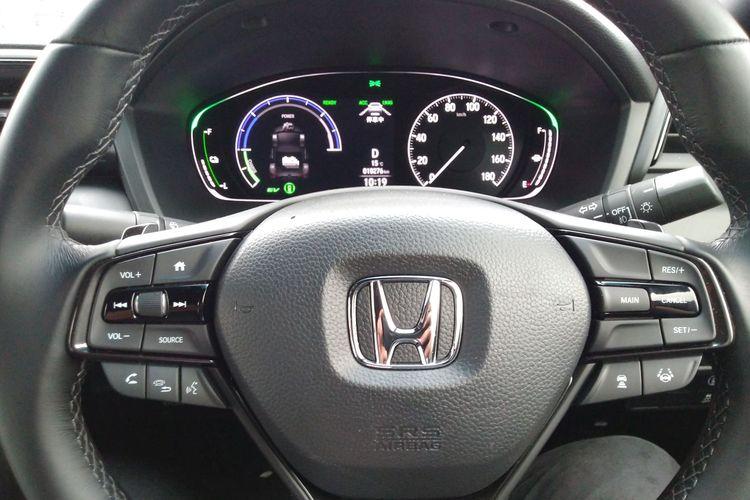 Mengatur fitur Adaptive Cruise Control Honda Sensing