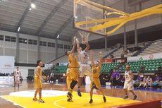 Piala Presiden Bola Basket, Satya Wacana Petik Kemenangan Dramatis