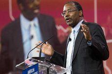 Pakar Bedah Saraf Dr Ben Carson Ramaikan Bursa Pilpres AS