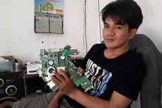 Suka dan Duka Shandra Mengolah Limbah Elektronik