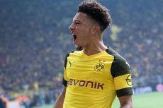 Barcelona Vs Dortmund, Sinyal Jadon Sancho Dijual?